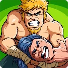 肌肉力量弹弓摔跤修改版