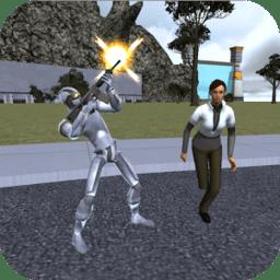未来都市英雄3D内购破解版