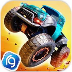 顶级怪物卡车竞赛内购破解版(Monster Trucks Racing)