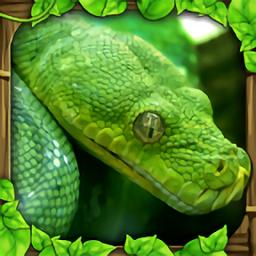 究极眼镜蛇模拟器中文破解版(Snake Simulator)