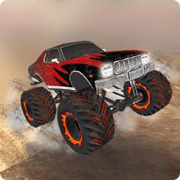 怪兽卡车比赛内购破解版(Monster Truck Race)