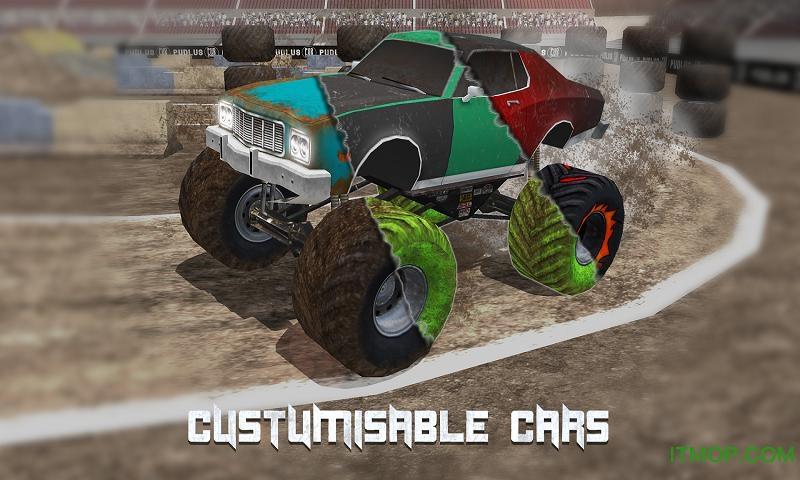 怪兽卡车比赛游戏内购版 v1.0 安卓版 0