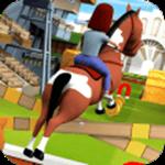 卡通马术手机版(Cartoon Horse Riding)
