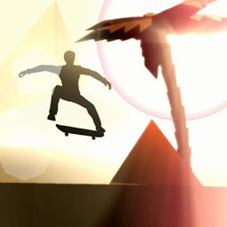 直�滑板游��