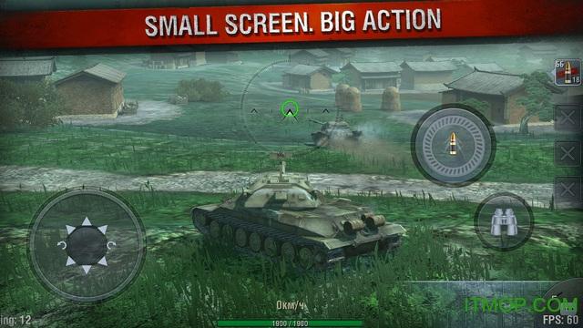 坦克世界�W��鸸倬W游�� v5.5.0.337  安卓版 1