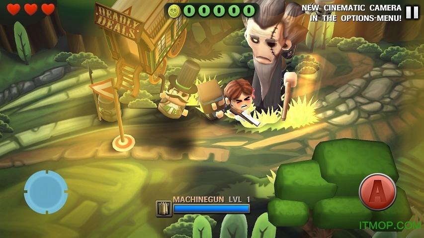 怪物大战野猪男2僵尸破解版 v1.11 安卓版 2
