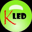 虚拟键盘指示灯