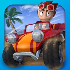 沙滩车闪电战无限金币版(Beach Buggy Blitz)