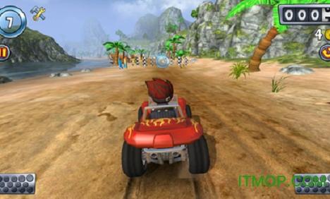 沙�┸��W���o限金�虐�(Beach Buggy Blitz) v1.5 安卓版 2