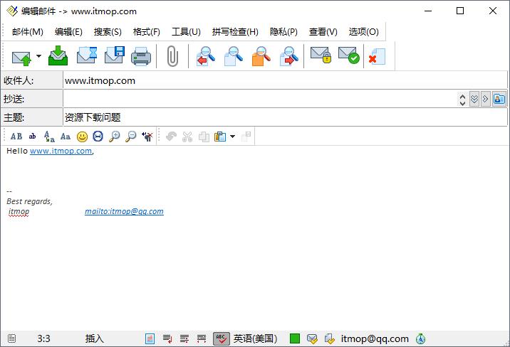 The Bat! Pro Edition(免�M�]件客�舳�) v9.3.0 最新版 0
