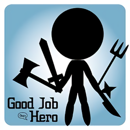��秀的英雄�h化破解版(Good Job Hero)