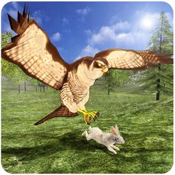 野生猎鹰3D模拟器中文破解版