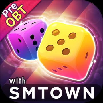骰子巨星汉化内购破解版(Dice Superstar with SMTOWN)