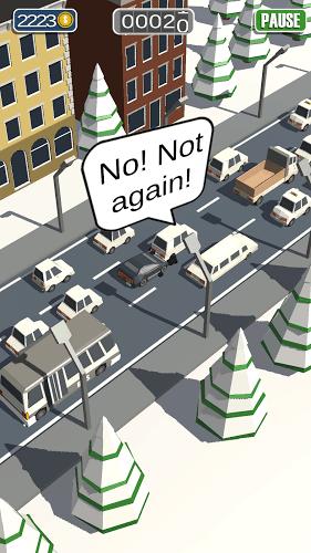 通勤交通繁忙破解版