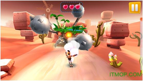 怪物酷跑手机游戏(Monster Rally) v1.0.200 安卓版0