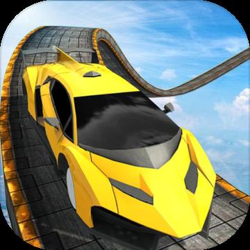 无法赛车游戏内购破解版(Impossible Driving Games)
