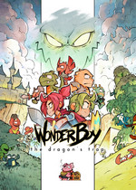 神奇小子龙之陷阱pc版简体中文版(Wonder Boy: The Dragon's Trap)