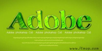 adobe字体