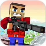 方块狙击手3d中文破解版(Sniper Craft 3D)