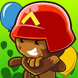 气球塔防对战中文破解版(Bloons TD Battles)