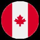 加拿大地图中文版全图