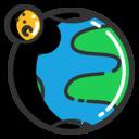 中国卫星地图高清版大图