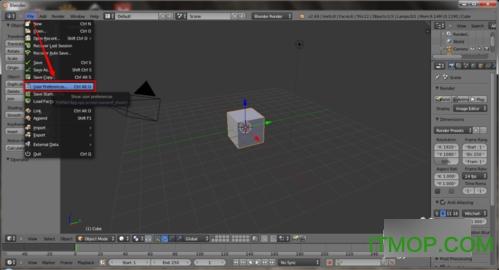 Blender中文版免费版