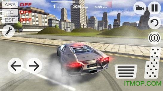 极限驾驶模拟器无限车辆版 v4.18.17 安卓版 2