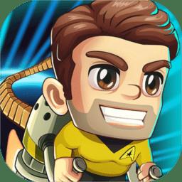 疯狂喷气机无限金币版苹果版(Jetpack Joyride)