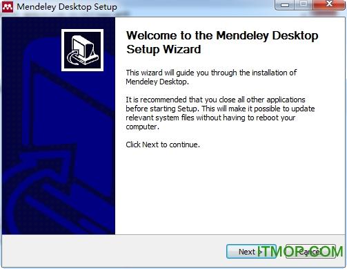 mendeley desktop  32位/64位(文献管理软件) v1.17.8 官方版_win10 0