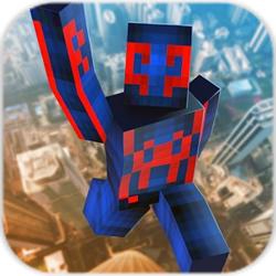 像素英雄蜘蛛侠内购破解版无限金币版(Pixel Spider Cobweb 3D)