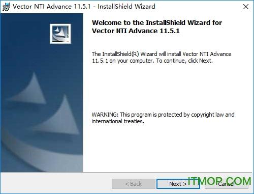 vector nti怎么安装