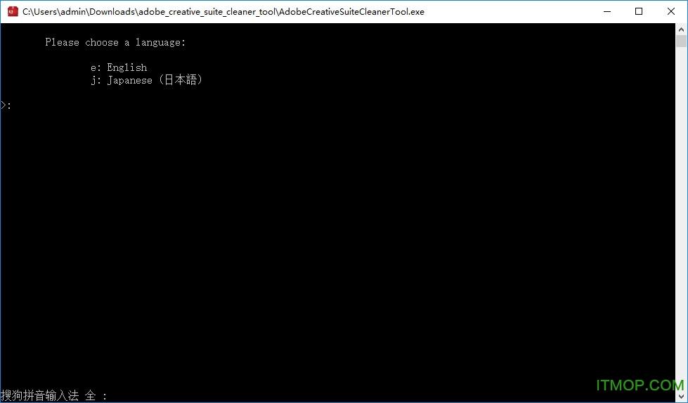 Adobe Creative Cloud Cleaner Tool(adobe清理工具) 官方免�M版 0