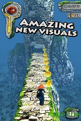 神庙逃亡之勇敢传说内购破解版 v2.1.0 安卓无限金币版 1