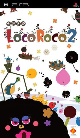 乐克乐克2重制版(locoroco2)