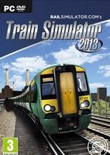 模拟火车2013 绿色版中文版(Train Simulator 2013)