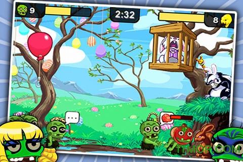 僵尸农场苹果版(ZombieFarm) v1.1.7 iphone版 0