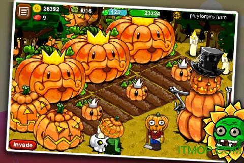 僵尸农场苹果版(ZombieFarm) v1.1.7 iphone版 1