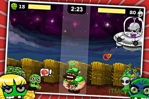 僵尸农场苹果版(ZombieFarm) v1.1.7 iphone版 2