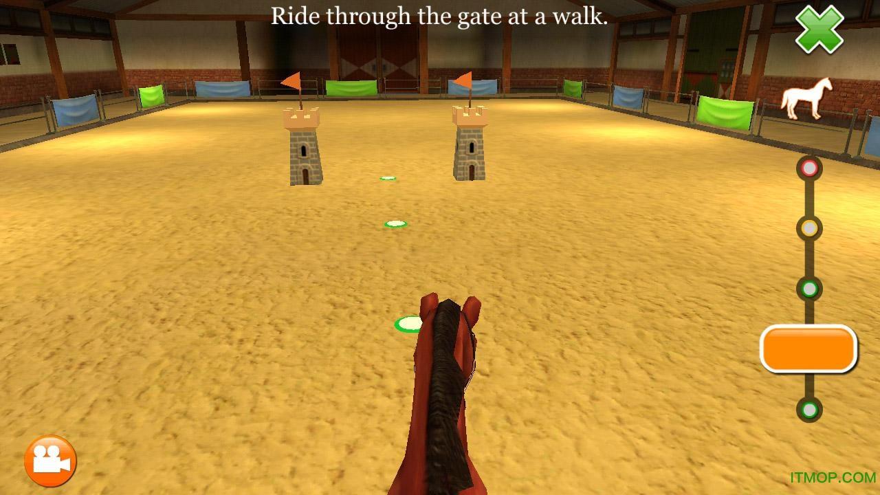 马的世界3d中文破解版(horseworld3d) v2.0 安卓版1