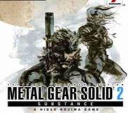 合金装备2实体简体中文版(Metal Gear Solid 2: Substance)