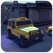 真实出租车2017内购破解版无限金币(Taxi Driver 2017)