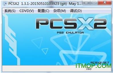 PS2模拟器PCSX2 Extremum v1.030 汉化版0