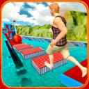 水上运动会内购破解版(Stuntman Water Run)