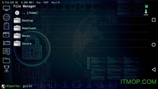 黑客模拟器内购破解版 v1.1.0 安卓免谷歌框架版2