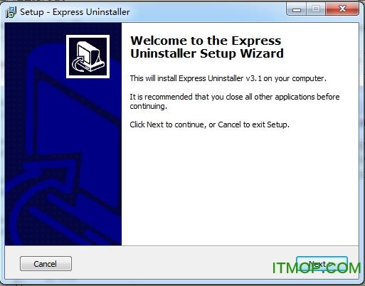 Express Uninstallerr(卸载软件工具) v3.1 安装版 0