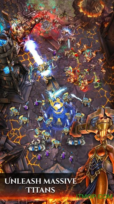 围攻泰坦战争(SIEGE Titan Wars) v1.13.181 安卓版 3