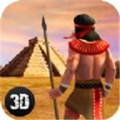 阿兹特克岛模拟生存3D内购破解版(Aztec Island Survival Sim 3D)