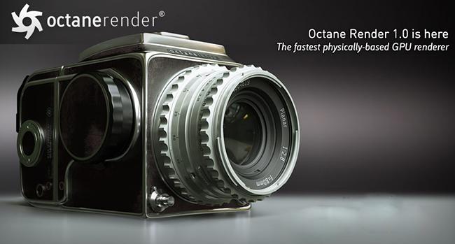 octane render破解版(c4d oc渲染器) v3.07 汉化版 0