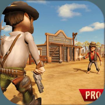 西部世界牛仔赏金猎人狂野西部射击手游